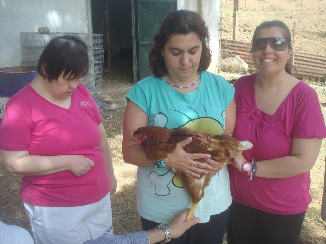 Βιωματική επίσκεψη στο Κέντρο Οικολογικών και Βιολογικών Καλλιεργειών της Μητροπόλεως μας